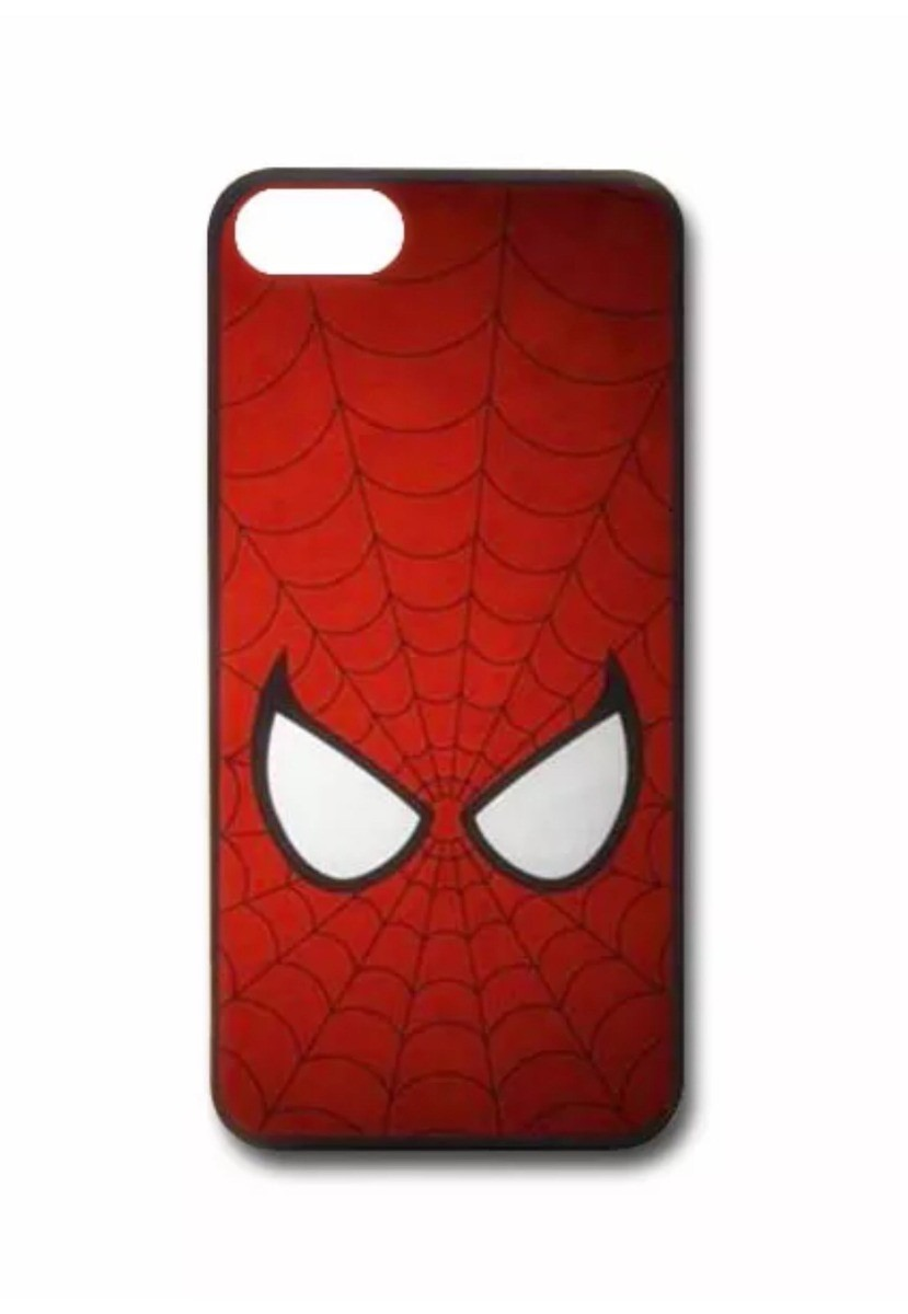 28f04d8186f iPhone 6 Plus Protector Carcasa Hombre Araña Plastico Rígido - $ 400,00 en  Mercado Libre