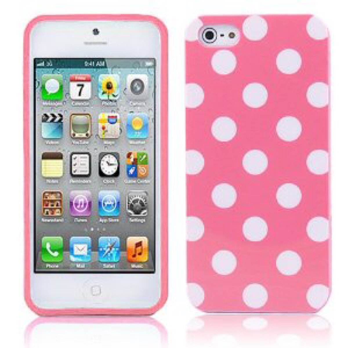 1a22af72703 iPhone 6 Protector Carcasa Lunares Mujer Tpu Silicona - $ 300,00 en ...