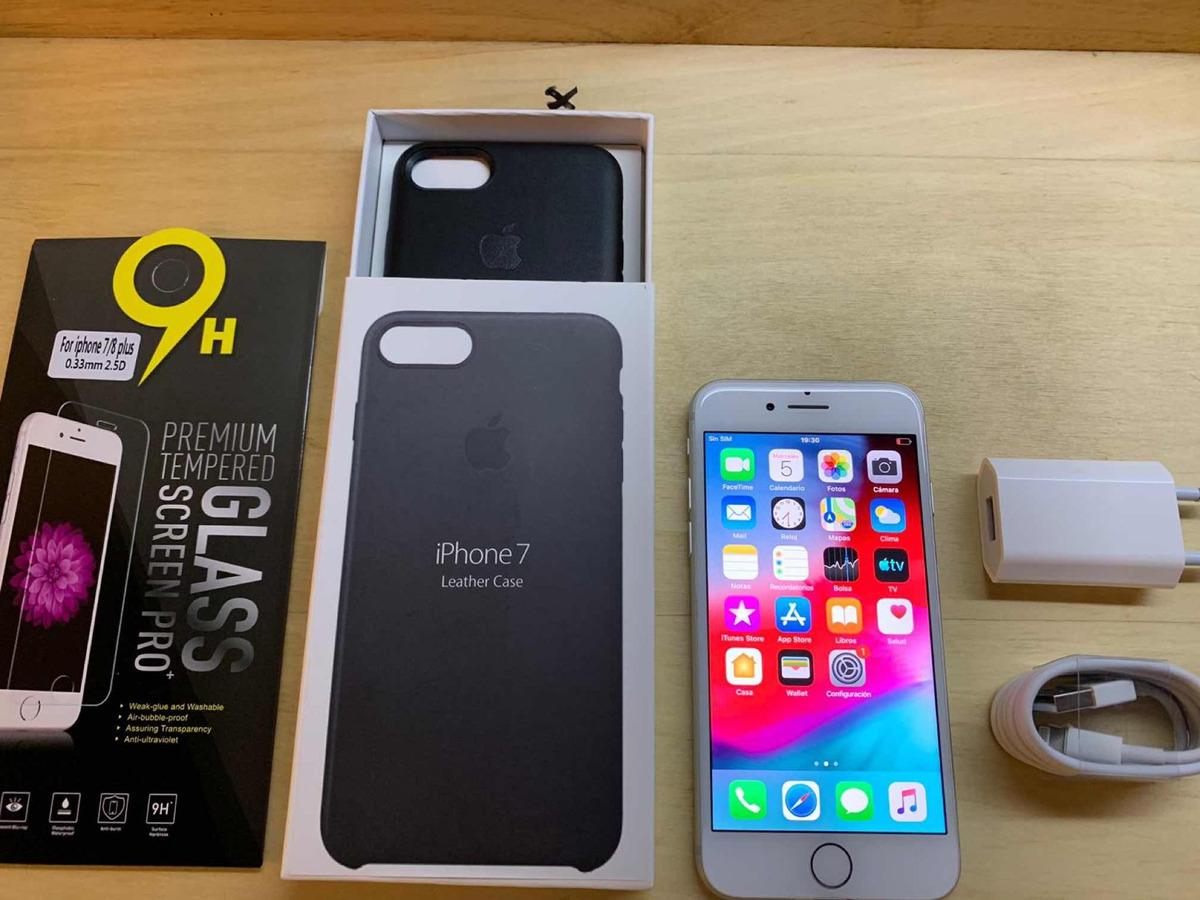 022f73316c6 iPhone 7 32gb Blanco Antel Claro Movistar Impecable - $ 13.900,00 en ...