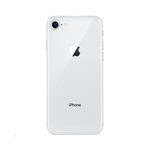 iphone 8 4.7 pol, câmera 12mp + frontal 7mp 64gb prata