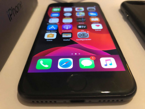 iphone 8 64gb negro bateria nueva libre mundial