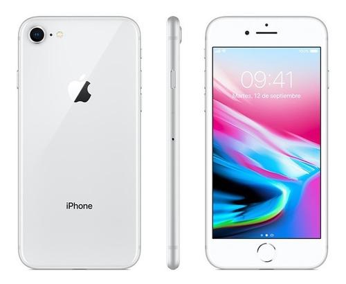 iphone 8 64gb nuevos sellados y libres - 1 año de garantía!!