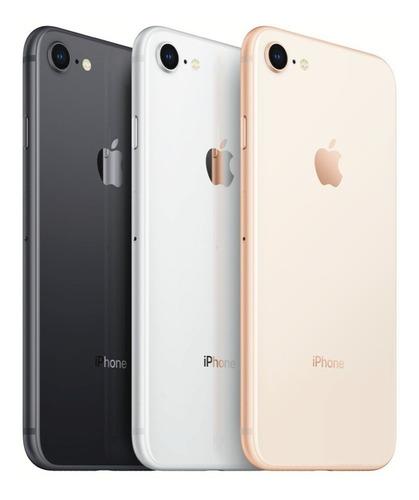 iphone 8 original 64 gb - ref. clase: a+ earpods de regalo!
