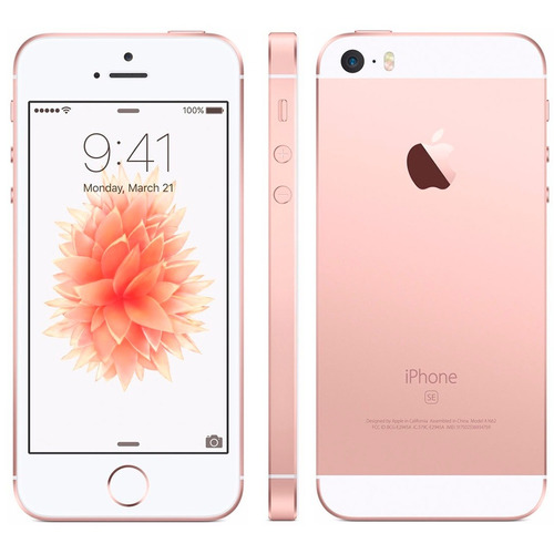 iphone se 32gb nuevos originales + regalo futuro21 dimm