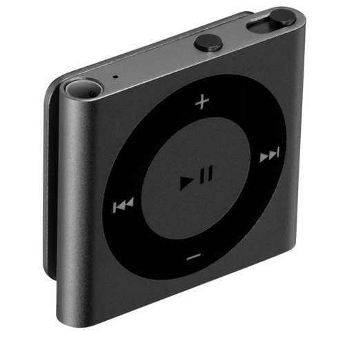ipod shuffle apple 2gb 5ta generación nuevo space gray