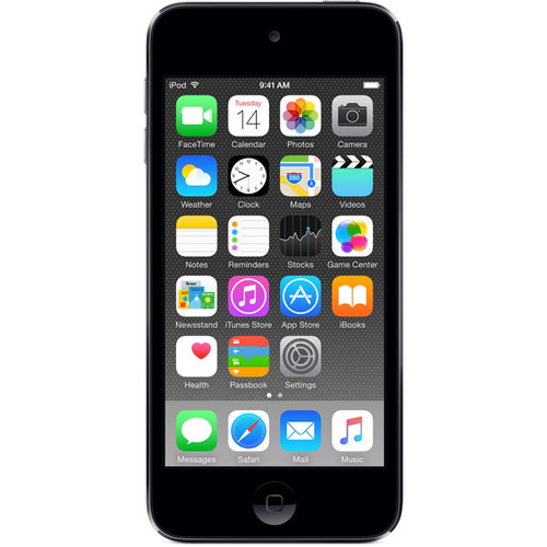 ipod touch 6ta generación 16gb doble cámara wifi zonalaptop