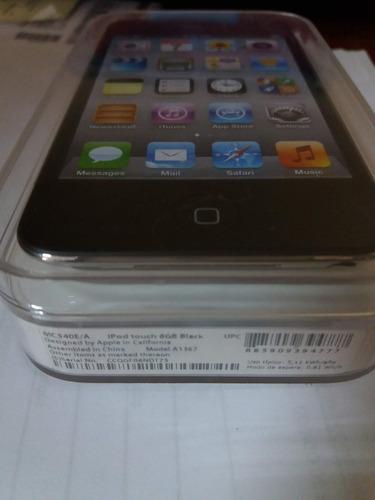 ipod touch apple 8gb/ mc540e/a  a1367 pronta entrega!