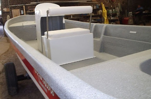 islero aramendi 620 c/90hp y trailer