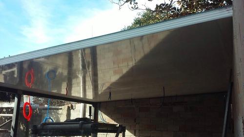 isopanel techos,módulos,ampliaciones,construcciones