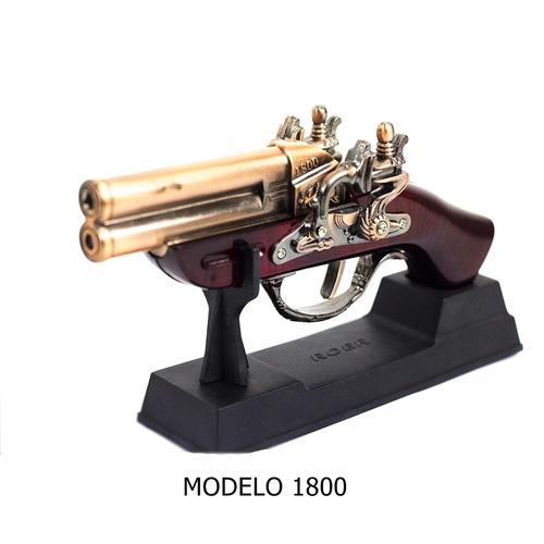 isqueiro trabuco - roer lighter - (opção modelo)