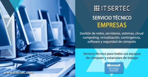 it sertec - servicio técnico informático para empresas