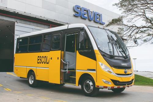 iveco daily 70c17 microbús escolar 0km