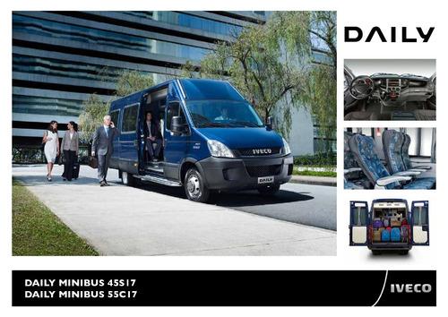 iveco daily minibus 17+1 unica oportunidad usd 52049