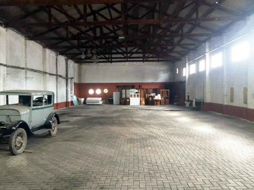 iza - alquiler local industrial