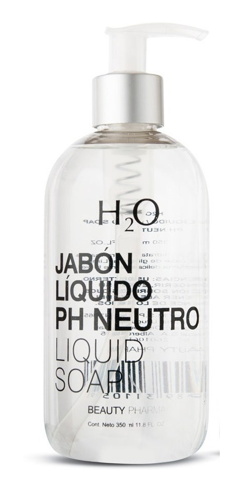 jabon ph neutro ingredientes