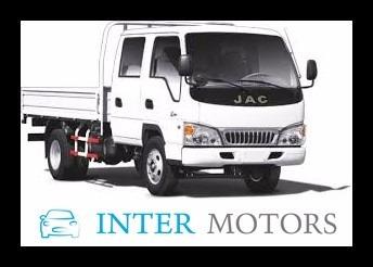 jac 0km 1040 doble cabina u$s 23990 iva inc inter motors