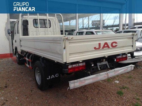 jac 1040 camión 2.500 kg doble cabina 2018 0km