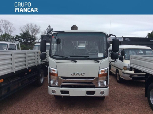 jac 1040 doble cabina 2018 0km