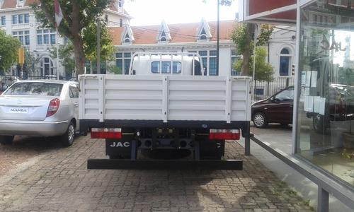 jac 1063  / 5.5 ton / cummins / ventas y service oficial