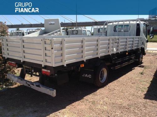 jac 1063 camión 5.650 kg 2018 0km