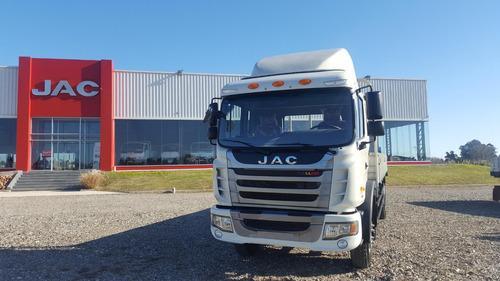 jac 190hp 4x2 camion gallop 10 ton u$s 38.590 cif-entrega ya