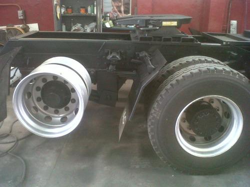 jac 336hp 4x2 y 6x2 tractor-entrega ya/ cif u$s 46.000:okm