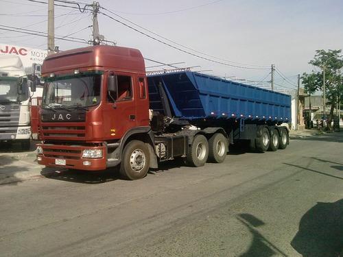 jac 336hp 4x2 y6x2 tractor gallop entrega ya- cif u$s 46.000