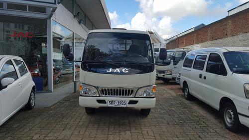 jac hfc 1035 -1.9 ton- dh y caja - concesionario oficial