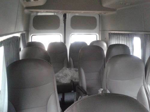 jac sunray 15 pasajeros!!!
