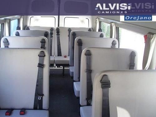 jac sunray con 25 asientos escolares precio + iva