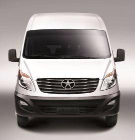 jac sunray furgón frenos abs airbags 12m3 precio sin iva