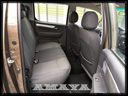 jac t6 2.0 16v cabina doble amaya