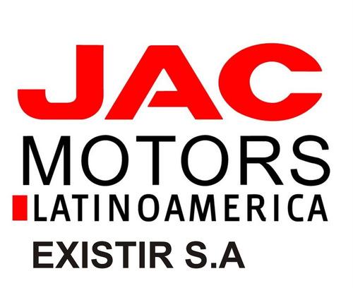 jac volcadora 336hp/6x4 camion/ entrega-cif u$s 70.000:okm
