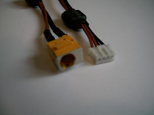 jack power conector corriente ac dc acer 4315 5430 5220 5315