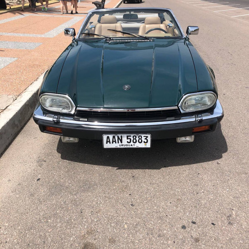 jaguar xjs coupe único! excelente estado.