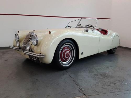 jaguar xk 120 conversível 1952/1952