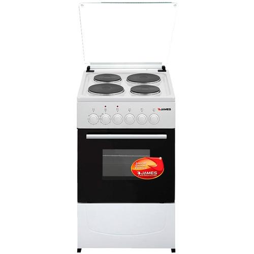 james - cocina eléctrica 4 discos c-801atks bigsale