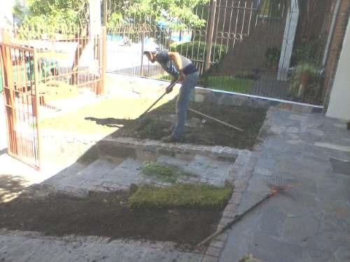 jardineria venta de cesped tierra x camion riegos