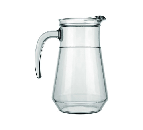 jarra bar de vidrio 780 ml colorex