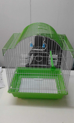 jaula para pájaros grande 36x27x47