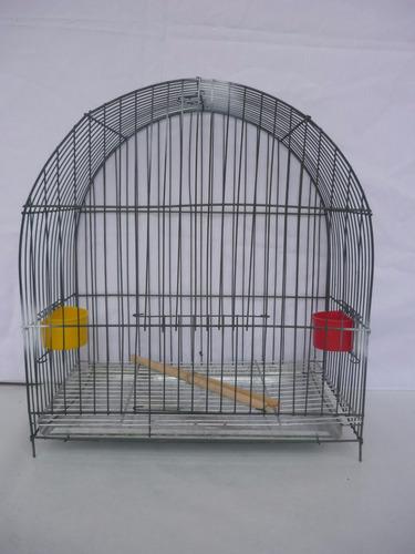 jaula  reforzada para cotorritas australianas