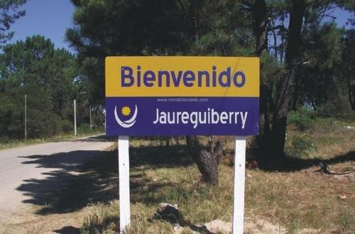 jaureguiberry - gran terreno de 600 m2