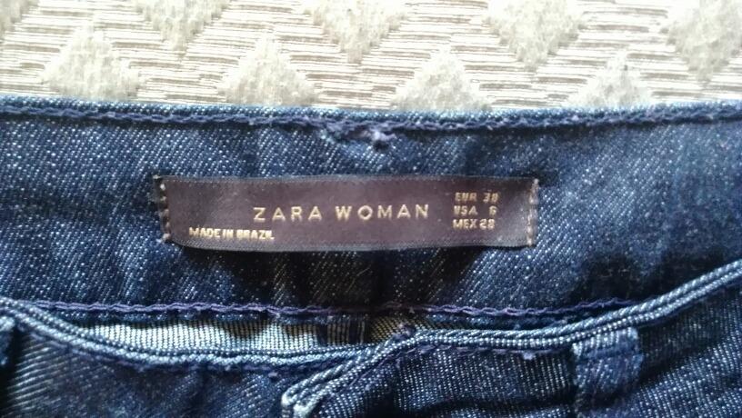 Vaqueros Zara Eur Ropa, Calzados y Accesorios en Mercado