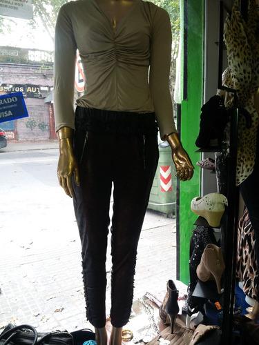 jeans elastizados y babuchas muy buena calidad argentinos