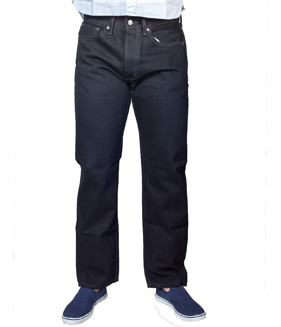 Jeans Hombre Negro Levi´s 505 Jea-lev-2 - Tienda Chaia ...