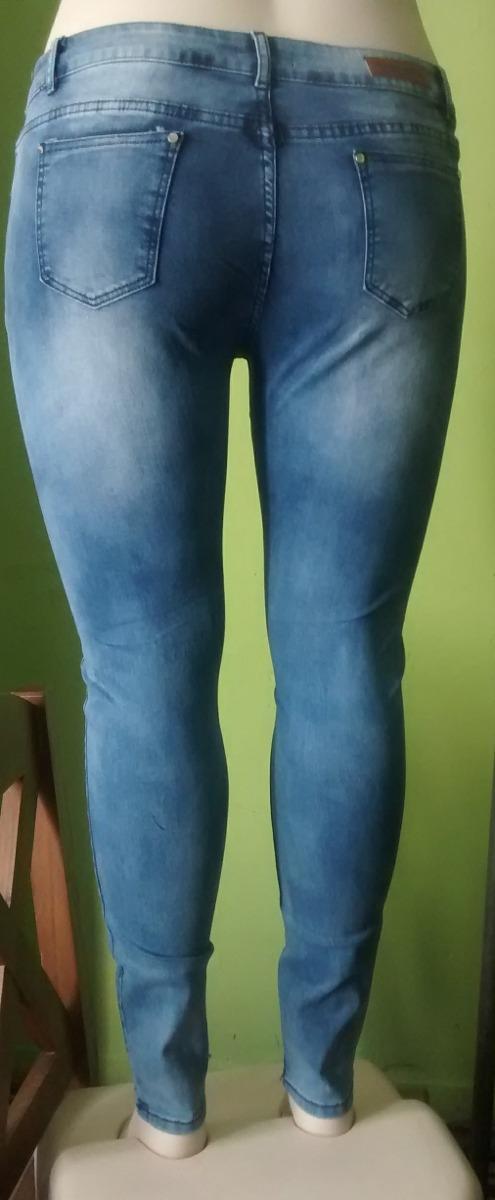 50-70% de descuento super popular más baratas Jeans Rotos Y Con Parches Talles Grandes
