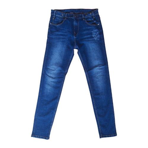jeans  slim con tiradores jean vernier 71114/93