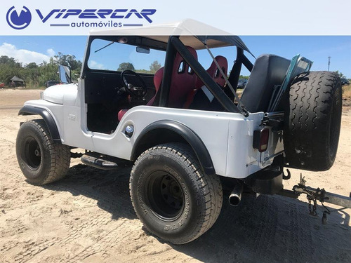 jeep cj-5 motor ford mustang 1980