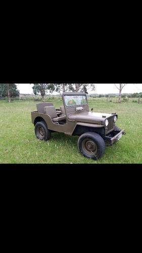 jeep cj3a  willys