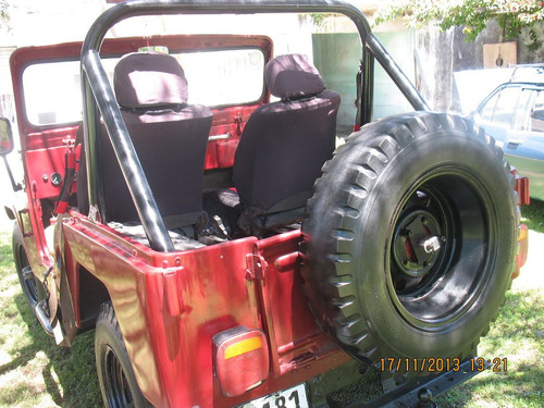 jeep cj5 4x4 ft